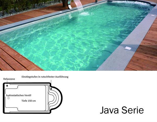 Schwimmbecken preise berechnen for Garten pool tiefe